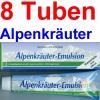 ( 18,25 EUR / 1Ltr.)  LLOYD Alpenkräuter Emulsion 8 x 200 ml
