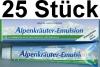 ( 15,25 EUR / 1Ltr.)  LLOYD Alpenkräuter Emulsion 25 x 200 ml