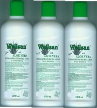 ( 5,25 EUR / 1Ltr.)  Wollwaschmittel mit AloeVera und Lanolin 3Ltr.